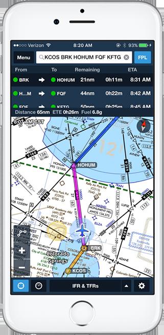 Best navigation apps for pilots | Pilotapplications com